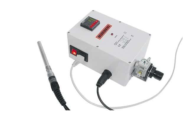 כלי עבודה חשמליים Leister_Air-heater_LE_MINI_SENSOR_Kit