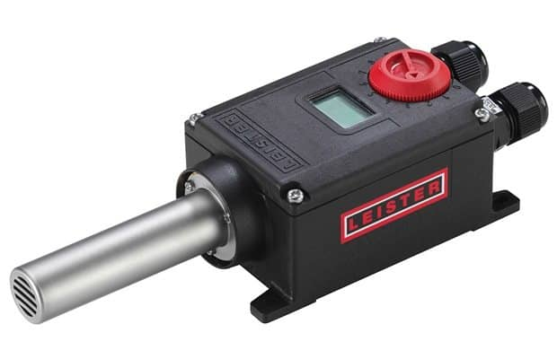 Leister_Air-heater_LHS-15-SYSTEM מפזר חום תעשייתי