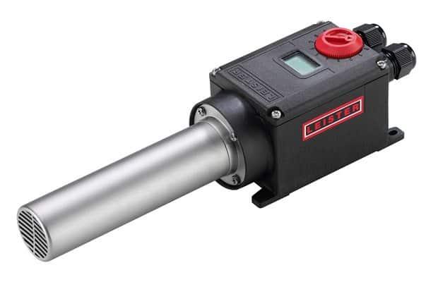 מפזר חום תעשייתי Leister_Air-heater_LHS-21L-SYSTEM