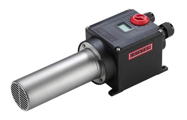 מפזר חום תעשייתי Leister_Air-heater_LHS-41L-SYSTEM