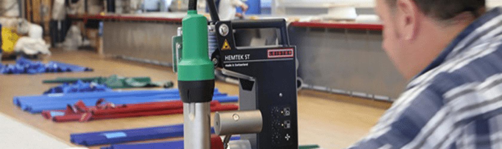 כלי עבודה חשמליים - כלים תעשייתיים